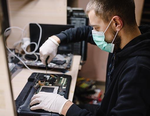 réparation matériel informatique