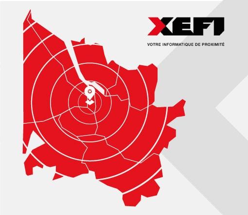 Carte intervention XEFI